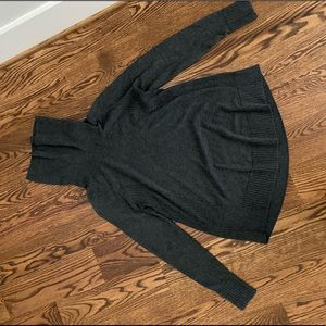 Loft Maternity Tunic Sweater - Size Small